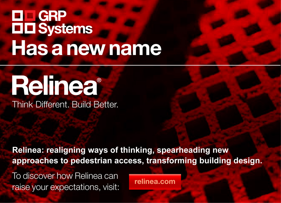 GRP Systems has a new name Relinea - Visit Relinea.com for more information